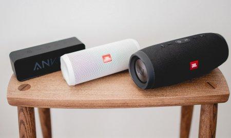 6a980eaaf8 【Bluetoothスピーカーテスト】JBL Charge3 vs JBL Flip4 vs Anker SoundCore