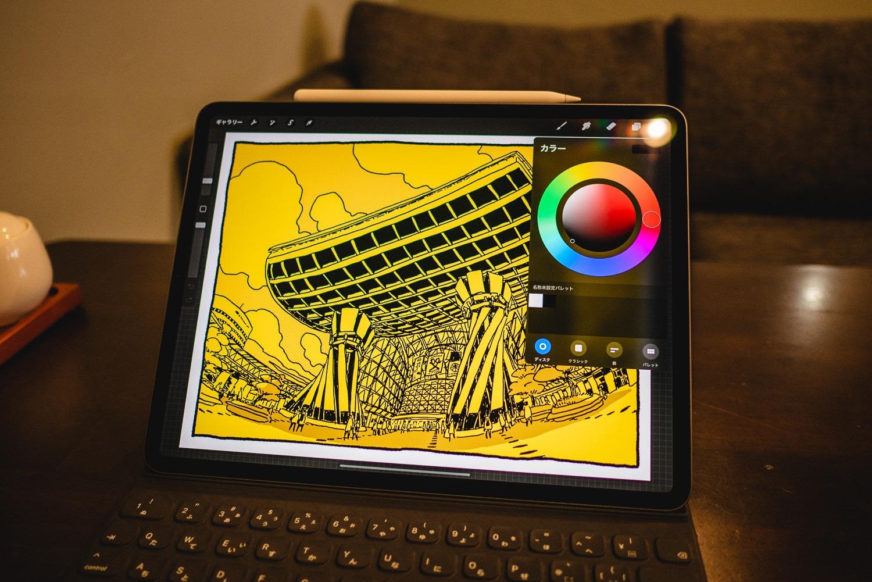 デザイナーの必需品になる?新型iPad Proが ...